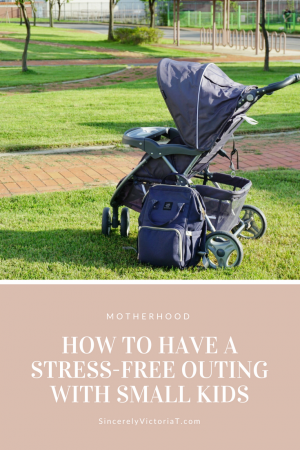 How to Have a Stress Free Outing with Small Kids