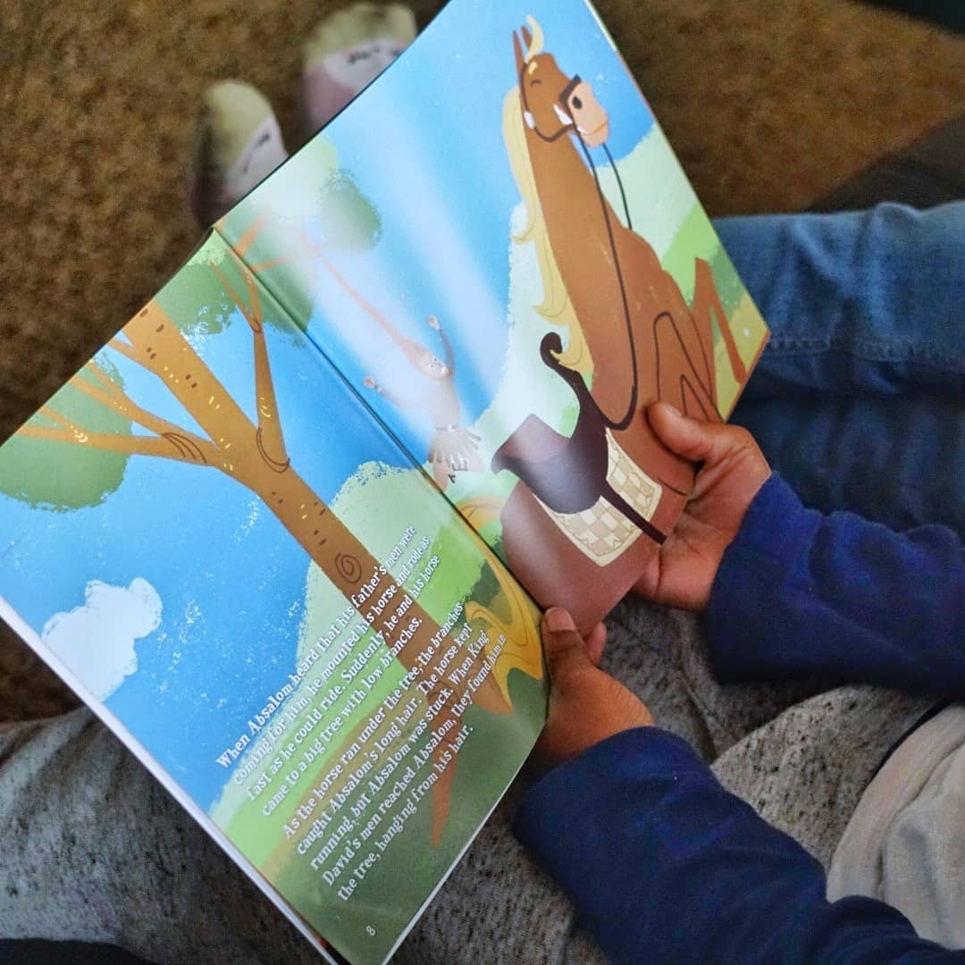 Our #1 Must-Read Bible Story Book for Kids