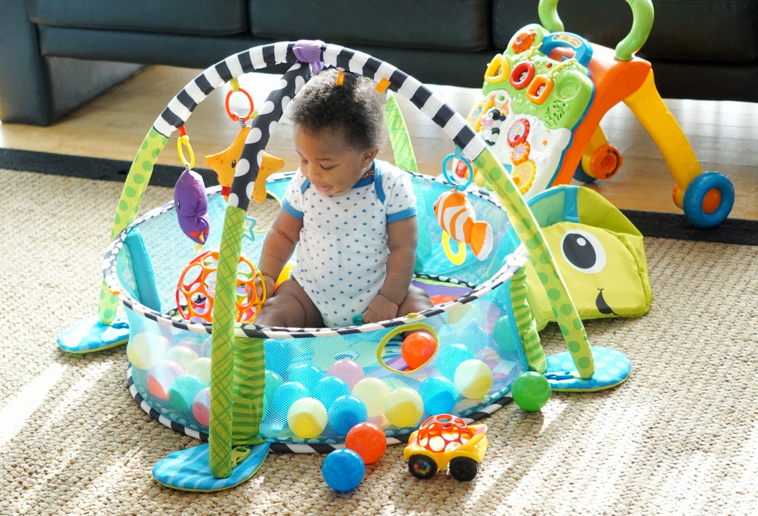 5 Toys That Will Keep Your Baby Busy While You Work