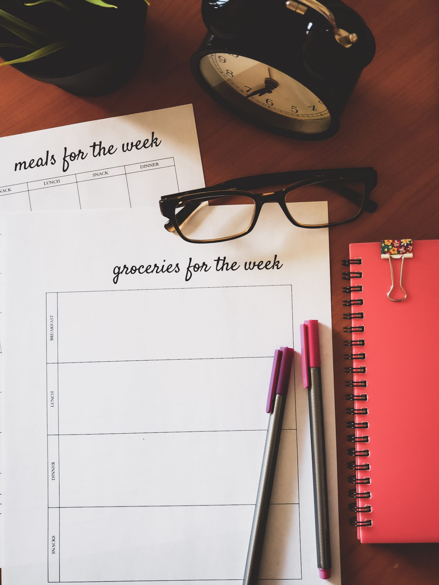 How to Meal Plan on a Budget in 3 Easy Steps