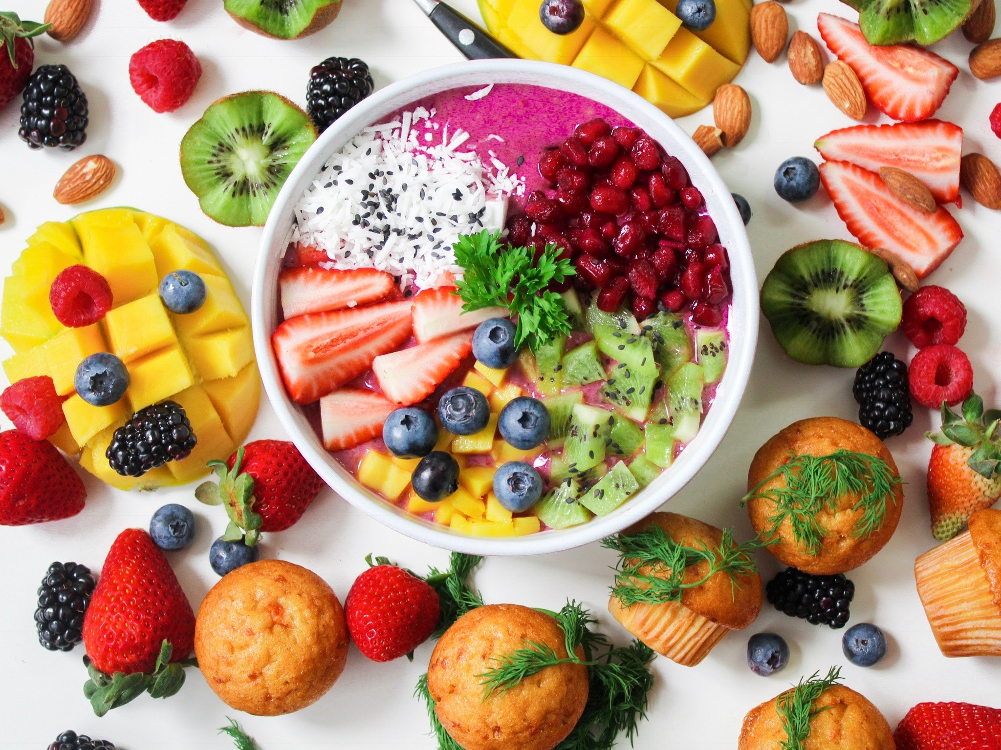 32 Healthy and Energizing Snacks to Help You Get Through the Day