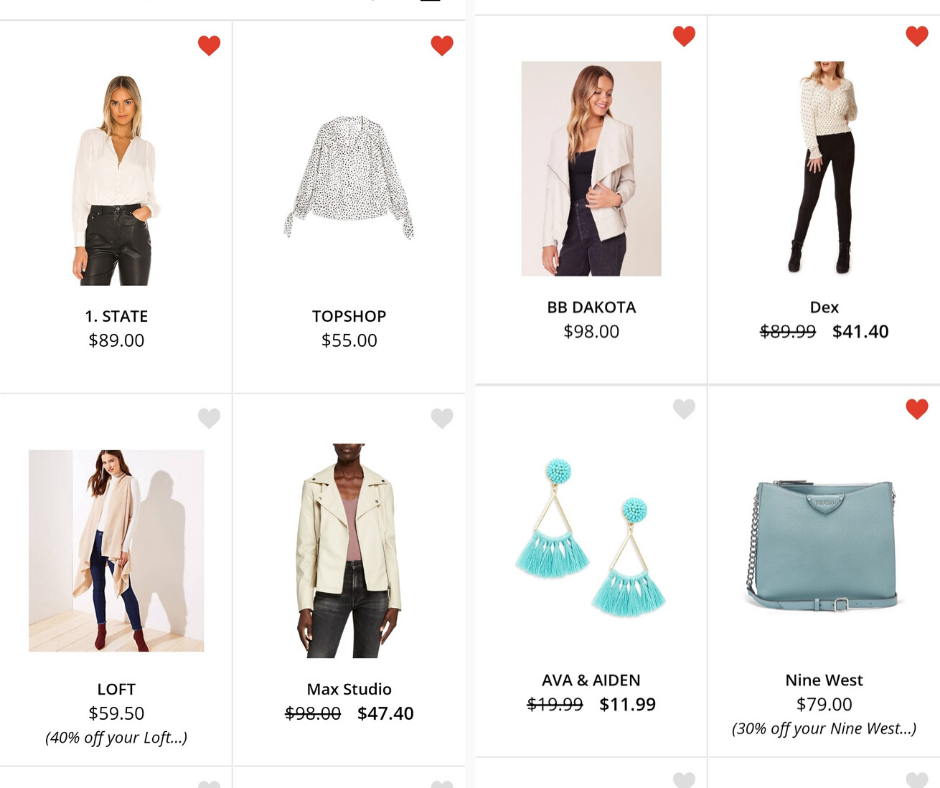 allume review hire a personal stylist online