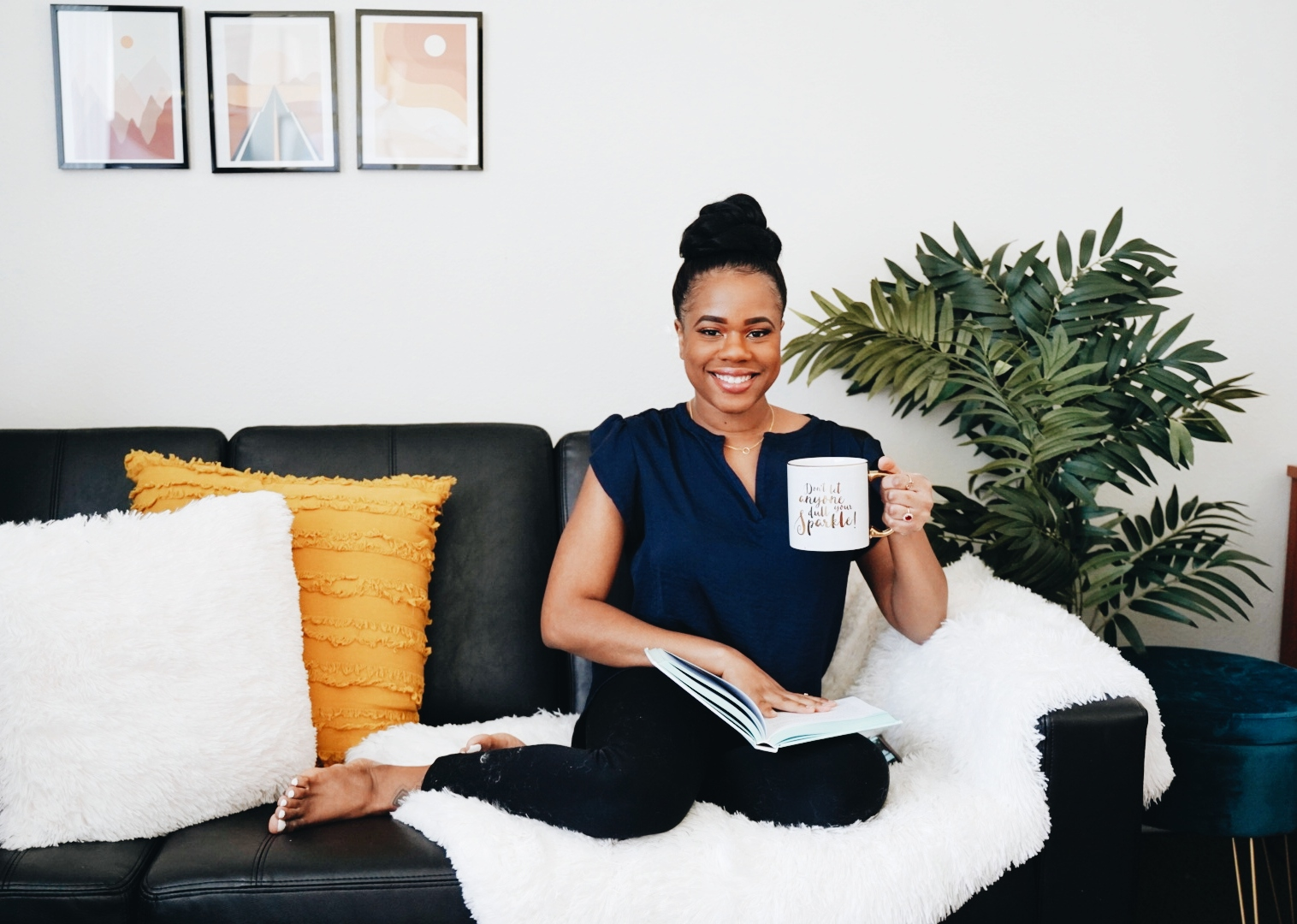 8 Productive Ways to Spend Your Free Time | SincerelyVictoriaT.com