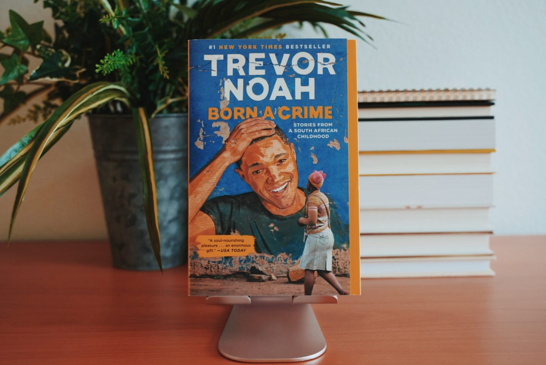 SincerelyVictoriaT.com Victoria Tiffany Book Review Trevor Noah